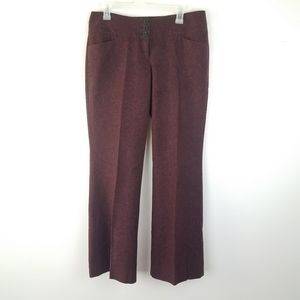 The Limited Wool Blend Dress Pants 8 Cassidy Fit